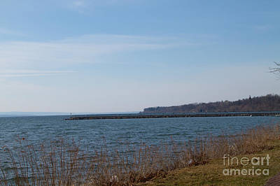 Photograph - Seneca Lake At Geneva by William Norton