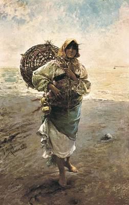 Senet Y Perez, Rafael 1856-1926 Art Print by Everett