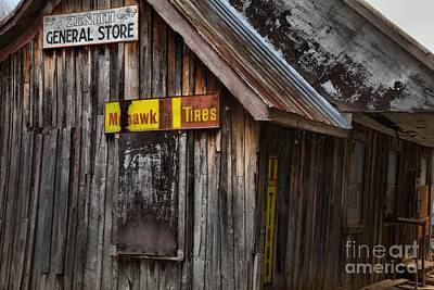 Photograph - Zenith West Virginia General Store by Adam Jewell
