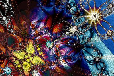 Digital Art - Sensations by Kiki Art