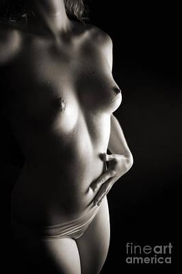Female Body Photograph - Sensual Beauty by Jochen Schoenfeld