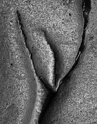 Photograph - Sensuous Lava by Robert Woodward