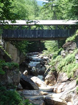 Photograph - Sentinel Bridge 2 by Kerri Mortenson