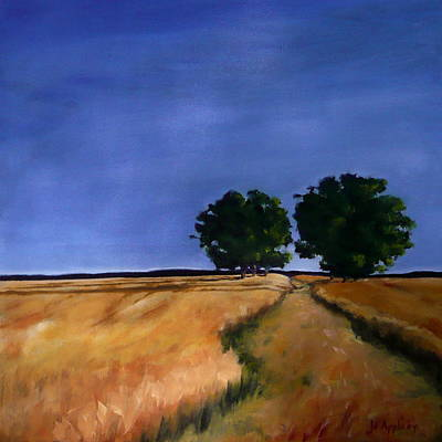 Painting - Sentinels by Jo Appleby
