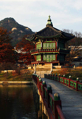 Photograph - Seoul Pagoda by David Kacey