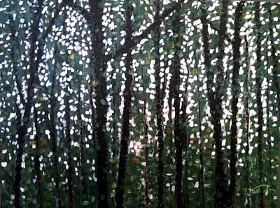 Painting - September Morn by Joel Tesch