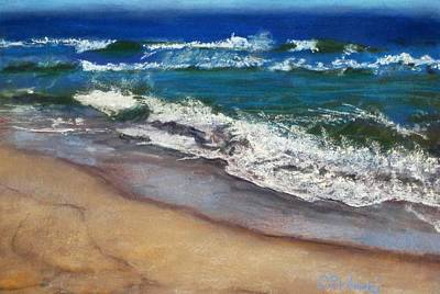 Painting - September On Nantucket by Cindy Plutnicki