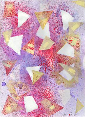 September Sixth Art Print by Ellen Howell