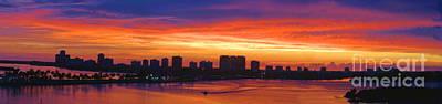 Sinrise Photograph - September Sunrise by David Call