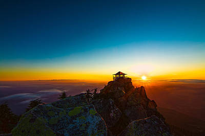 Pilchuck Photograph - Sequence by Ryan McGinnis