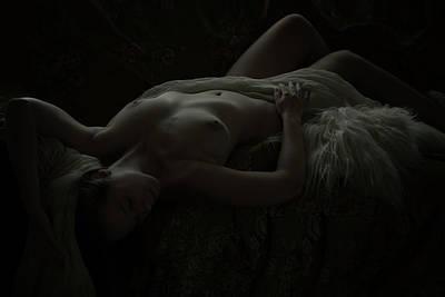Bodyscape Art Photograph - Serai by Carine Belzon