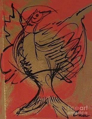 Feile Painting - Seraph Sun 2000 by Feile Case