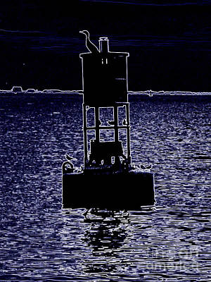 Bouys Digital Art - Surreal by Andy Englehart