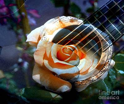Photograph - Serenade Of Love by Annie Zeno