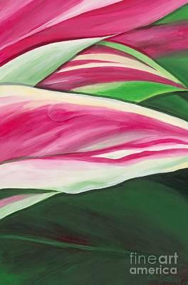 Painting - Serendipity II by Lisa Bentley