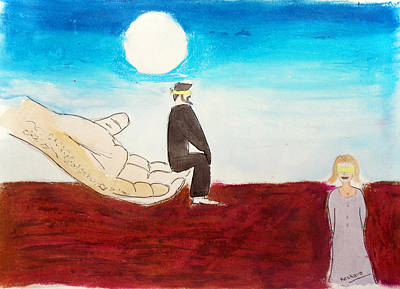 Serendipity Art Print by Keshava Shukla
