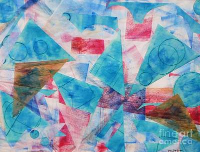 Painting - Serendipity by Yael VanGruber