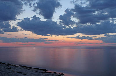 Serene Cape Cod Bay Art Print