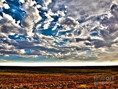 Serene Skies Art Print by Christian Jansen
