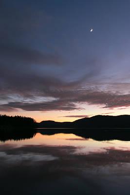 Photograph - Serene Skies by Jan Davies