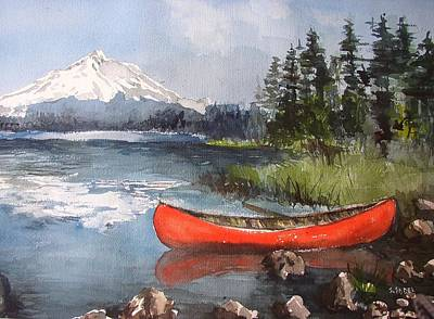 Painting - Serene Views by Stephanie Sodel