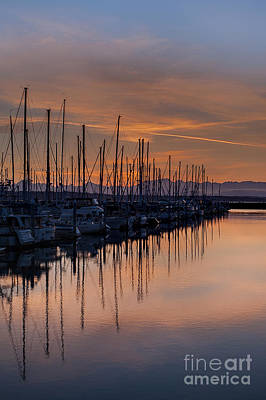 Serene Landscape Photograph - Serene Waters by Mike Reid