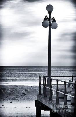 Serenity At The Shore Art Print