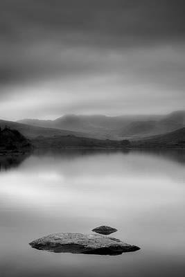 Llynnau Mymbyr Photograph - Serenity by Christine Smart