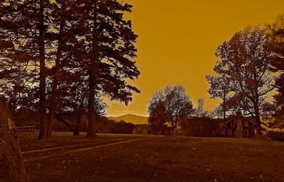 Mountain Photograph - Serenity by Elizabeth Tillar