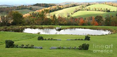 Photograph - Serenity Hill by Carol Lynn Coronios