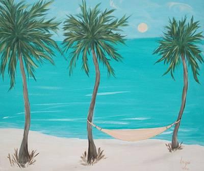 Painting - Serenity  by Inge Lewis