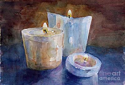 Painting - Serenity by Marisa Gabetta