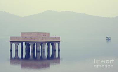 Photograph - Serenity by Neville Bulsara