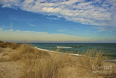 Photograph - Serenity On Coast Guard Beach by Amazing Jules