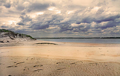 Topsail Island Photograph - Serenity Place by Betsy Knapp