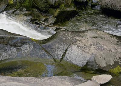 Photograph - Serenity Pool - Pacific Northwest Photograph by Jane Eleanor Nicholas