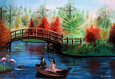 Serenity Original by Rom Galicia