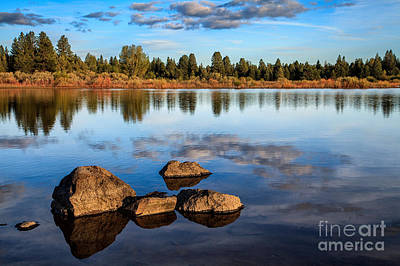 Photograph - Serenity by Stuart Gordon