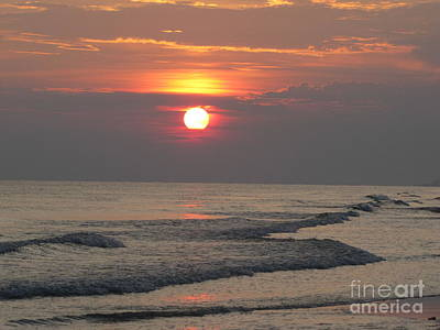 Panama City Beach Photograph - Serenity Sunset by Michelle Powell