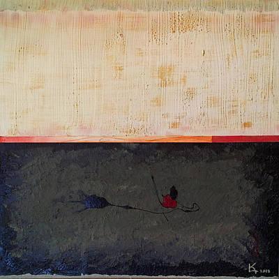Series Twentyfour Number One Art Print by Lloyd Knowles