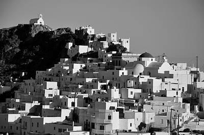 Travel Photograph - Serifos Island by George Atsametakis