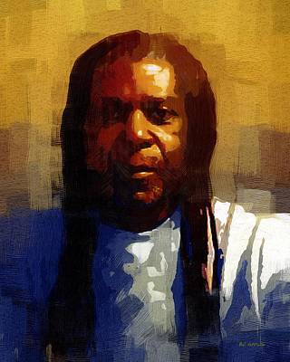 African-american Digital Art - Seriously Now... by RC deWinter