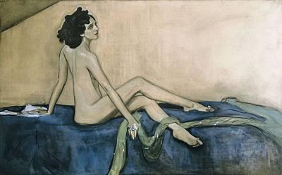 Serov, Valentin Alexandrovich Art Print by Everett
