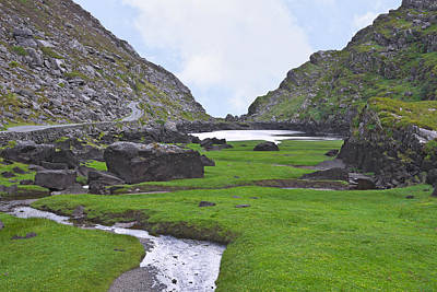 Photograph - Serpent Lake Dunloe by Jane McIlroy