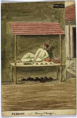 Serroff Print by British Library