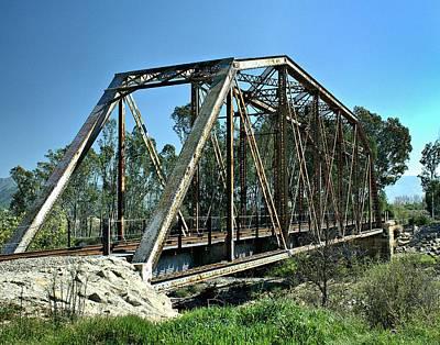 Sespe Creek Crossing Original