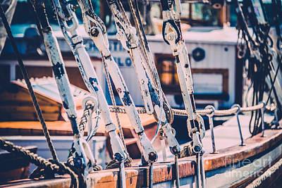 Photograph - Set Sail by Christina Klausen