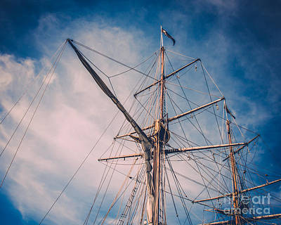 Photograph - Set Sail II by Christina Klausen