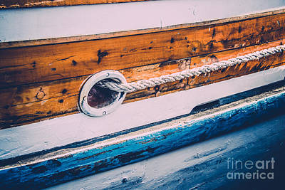Photograph - Set Sail IIi by Christina Klausen