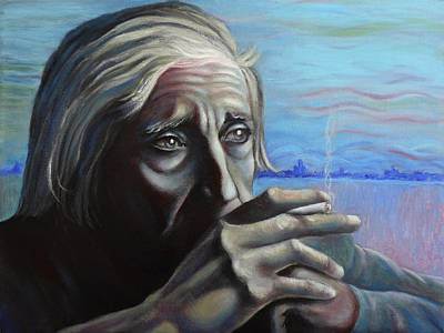 Painting - Settar by Siyavush Mammadov